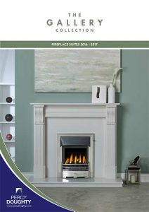 Gallery Collection Fireplace Suites Brochure Cover