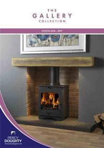 Gallery Collection Mantels And Cast Iron Fireplaces Brochure Cover