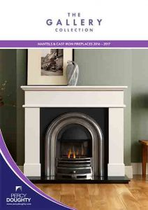 Gallery Collection Stoves Brochure Cover