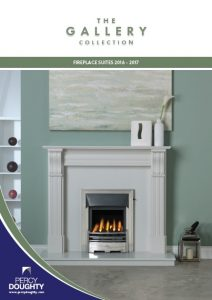 The Gallery Collection Fireplace Suites Brochure Cover