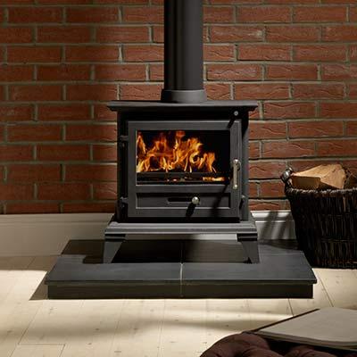Classic 8 clean burn stove