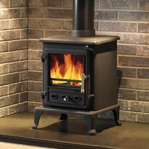 Firefox 5.1 and 8.1 clean burn stove