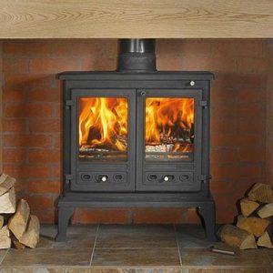 Firefox12 multi-fuel stove
