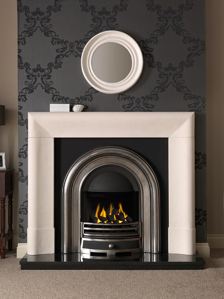 Mantels And Efficiency Plus Inserts The Gallery Collection