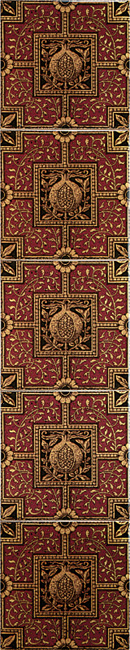 Warwick Empress Red Tiles