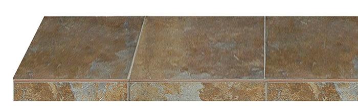 Barley Slate Tile Hearth