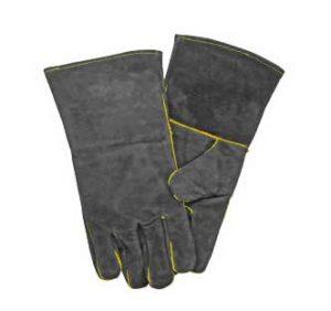Black Fireside Gloves