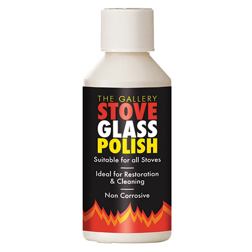 Stove Glass Polish
