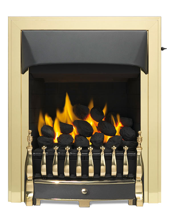 Blenheim Antique Brass finish