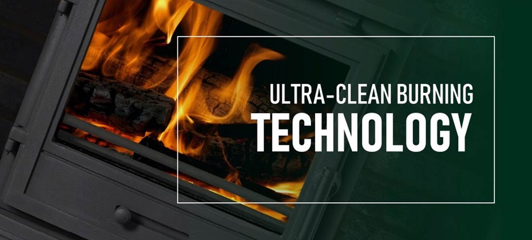 Ecodesign Ultra clean burning technology