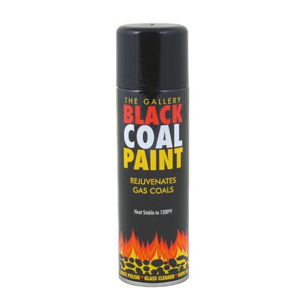 BLACK COAL PAINT