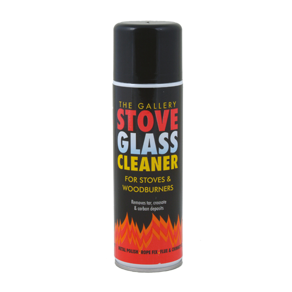 STOVE GLASS CLEANER